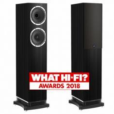 Fyne Audio F501 Black Oak
